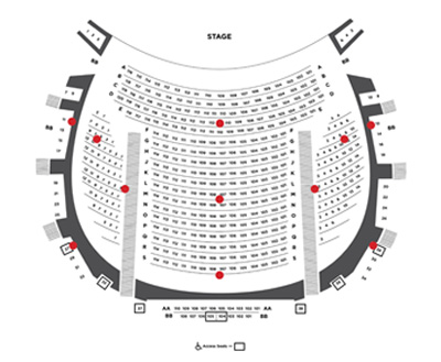 small seating chart