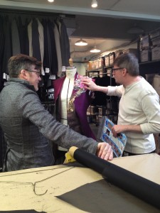 62. Designer Murell and Randall discuss trim placement