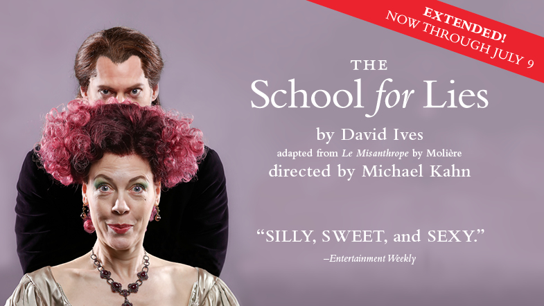 Shakespeare Theatre Company School For Lies 16 17 Shakespeare