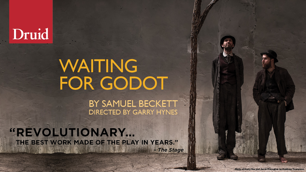 """waiting for godo """"first machine is godot,"""" musk said in a tweet """"still waiting  don't know why,  when or where"""" this """"waiting"""" is a reference to the play itself,."""