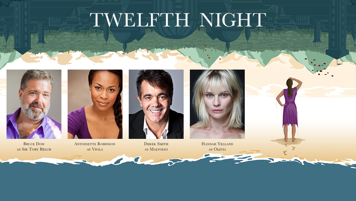 a casting proposal for shakespeares twelfth night Public shakespeare presents: the luesther t mertz charitable trust provides leadership support for the public theater's year-round activities.