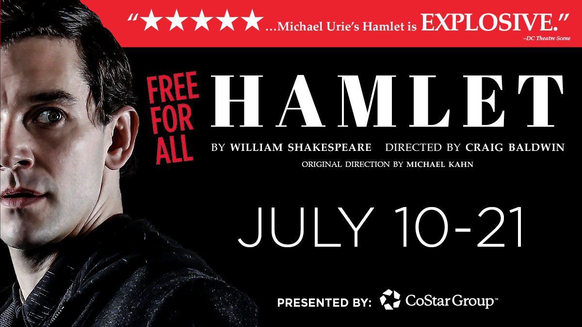 Shakespeare Theatre Company   Free For All! - Shakespeare