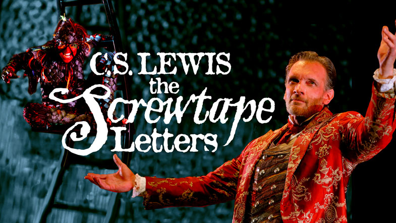 shakespeare theatre company cs lewis the screwtape letters presented by fellowship for performing arts shakespeare theatre company