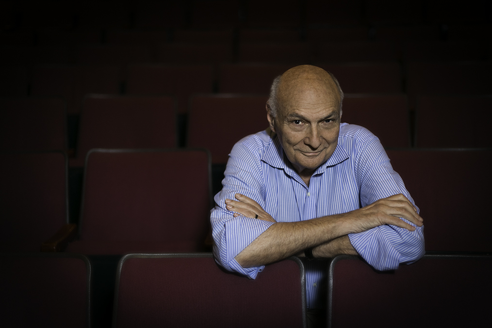 Michael Kahn, STC Artistic Director from 1986 to 2019. Photo by Violetta Markelou.