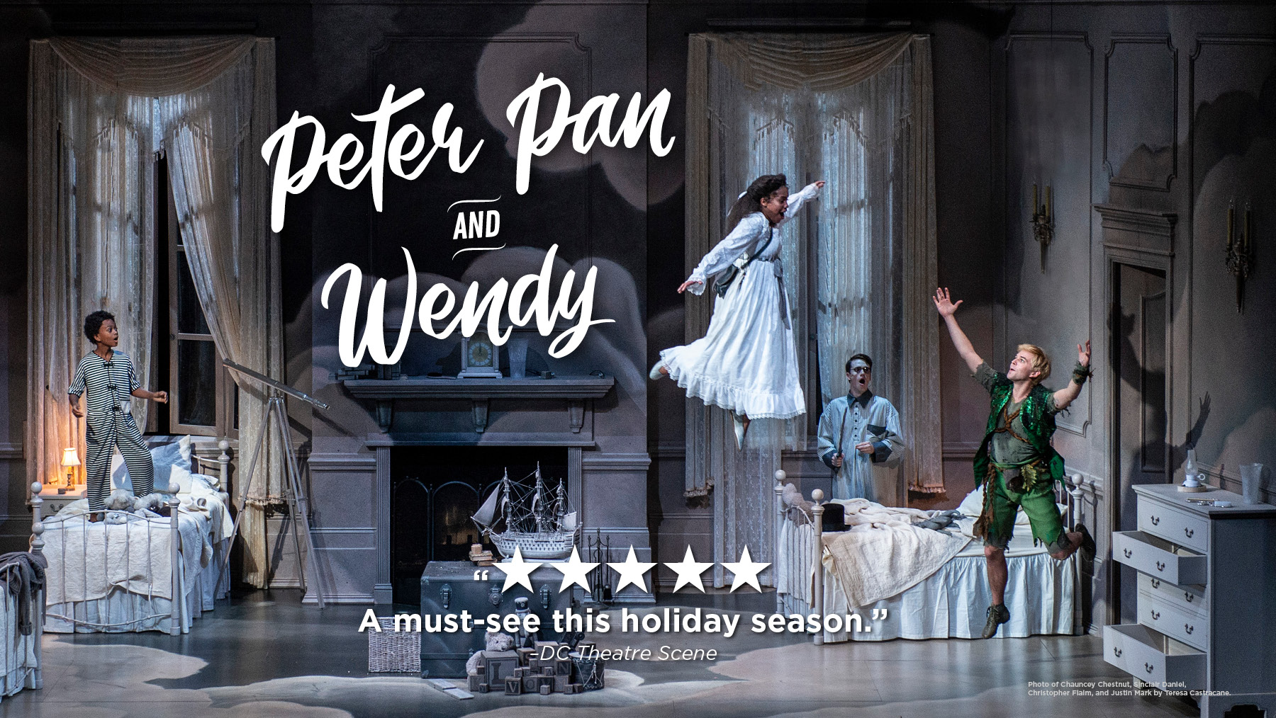 Shakespeare Theatre Company Peter Pan And Wendy