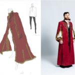 CAMELOT Costume Sketches