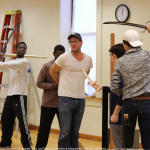 PETER PAN AND WENDY Rehearsal Photos