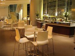 The Orchestra-Level Lobby of Sidney Harman Hall