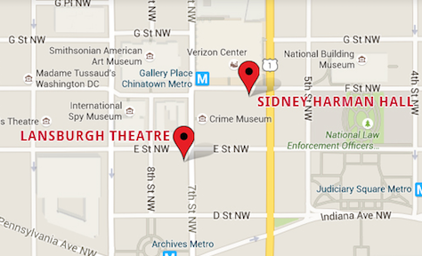 Shakespeare Theatre Company | Classic theatre for all audiences