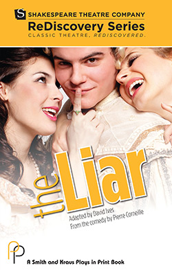 The Liar Script Cover