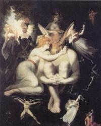 Bottom and Fairies