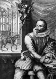 Miguel_de_Cervantes_Saavedra_ by William Kent 1742