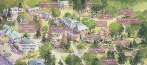 hillwood-map