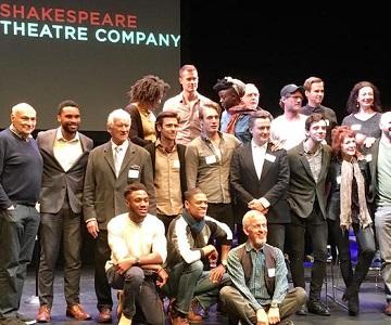 Shakespeare Theatre Company | Hamlet 17-18 - Shakespeare