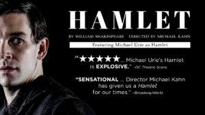 Hamlet Play Page Header