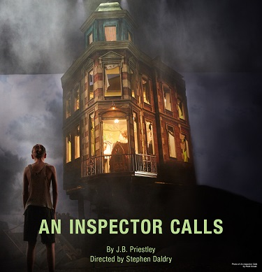 Shakespeare Theatre Company | AN INSPECTOR CALLS AT