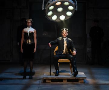 Shakespeare Theatre Company Richard The Third 18 19