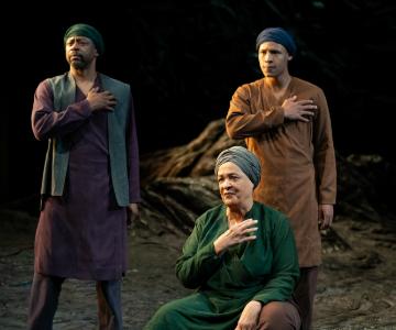 Shakespeare Theatre Company | The Oresteia 18-19 - Shakespeare
