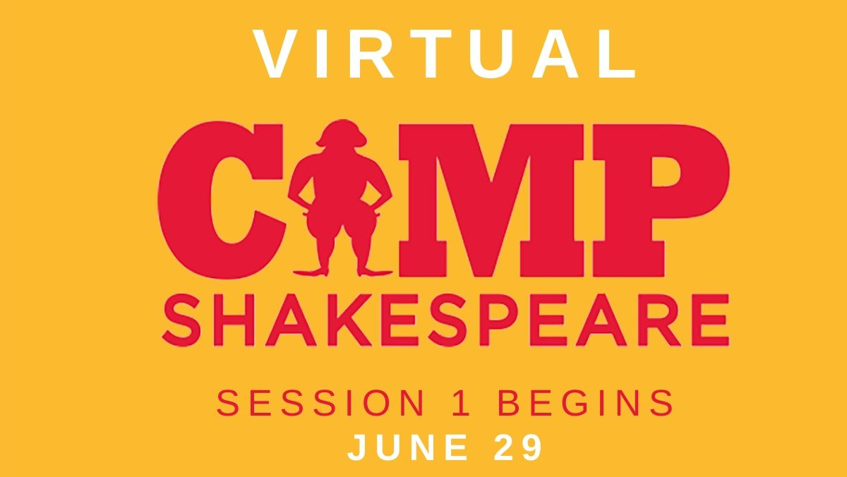 Virtual Camp Shakespeare
