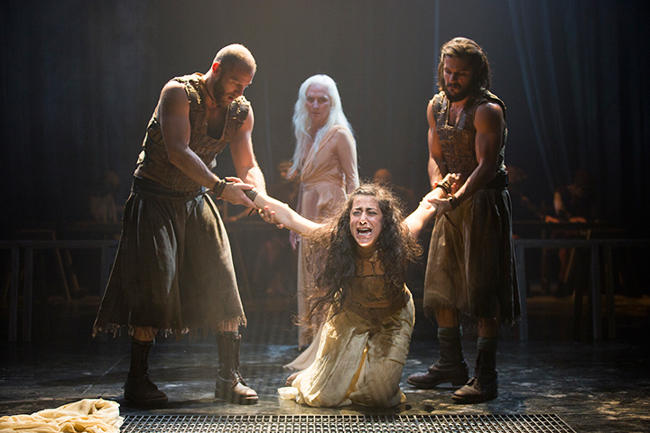 Salomé Production at Shakespeare Theatre Company.